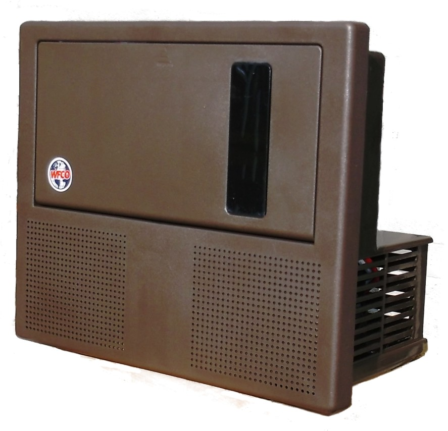 Wf8945 Wfco Brown 45 Amp Converter Power Center