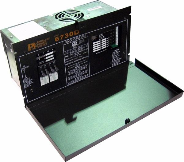 parallax 6730d distribution panel converter charger rv. Black Bedroom Furniture Sets. Home Design Ideas