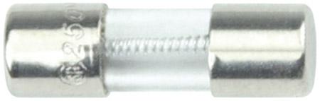 AG 2 2 Amp 250 Volt Slow Blow Fuse