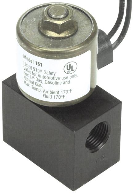3 8 Inlet Outlet 12 Volt Fuel Shut Off Valve