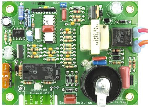 Intellitec Dual Thermostat 00 00597 000 Repairable