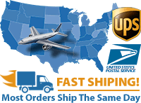RV Parts Express offer fast shipping throughout the United States!