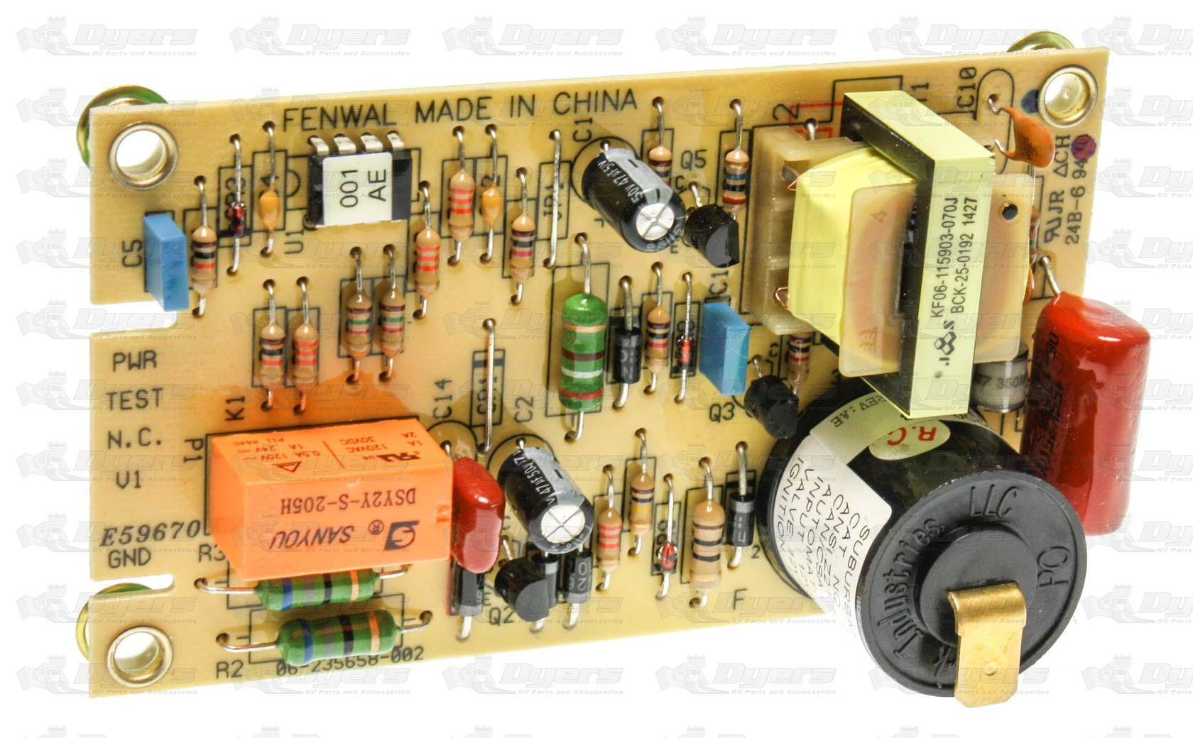 suburban_water_heater_520814_ignition_control_board 51342 7 suburban water heater 520814 ignition control board rvpartsexpress com Suburban SW10DE Water Heater Manual at nearapp.co