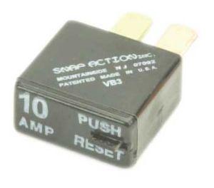 ATC Manual Reset Fuses