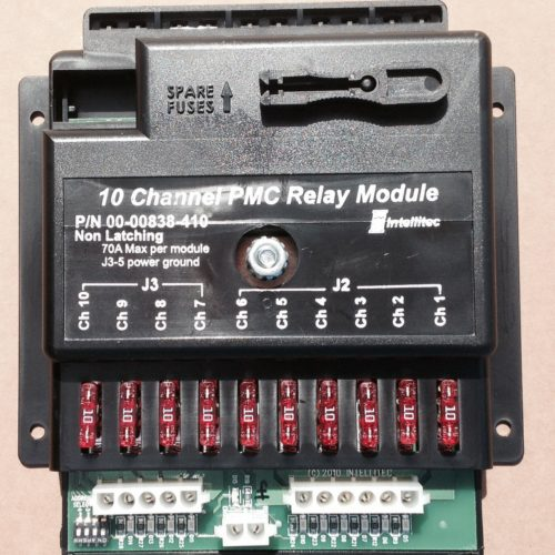 Programmable Multiplex Control