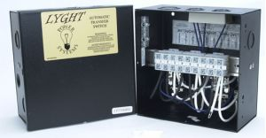Transfer Switches & Repair Parts