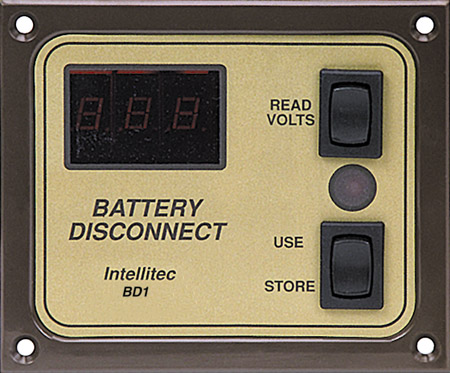 Battery Disconnect Panels