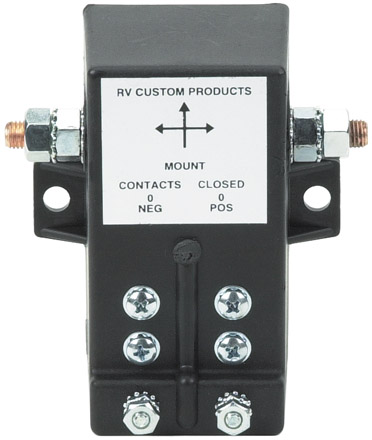 Battery Latching Relays