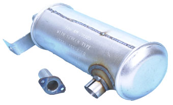 Onan RV Generator Muffler Kit 2800 Series 541-0618