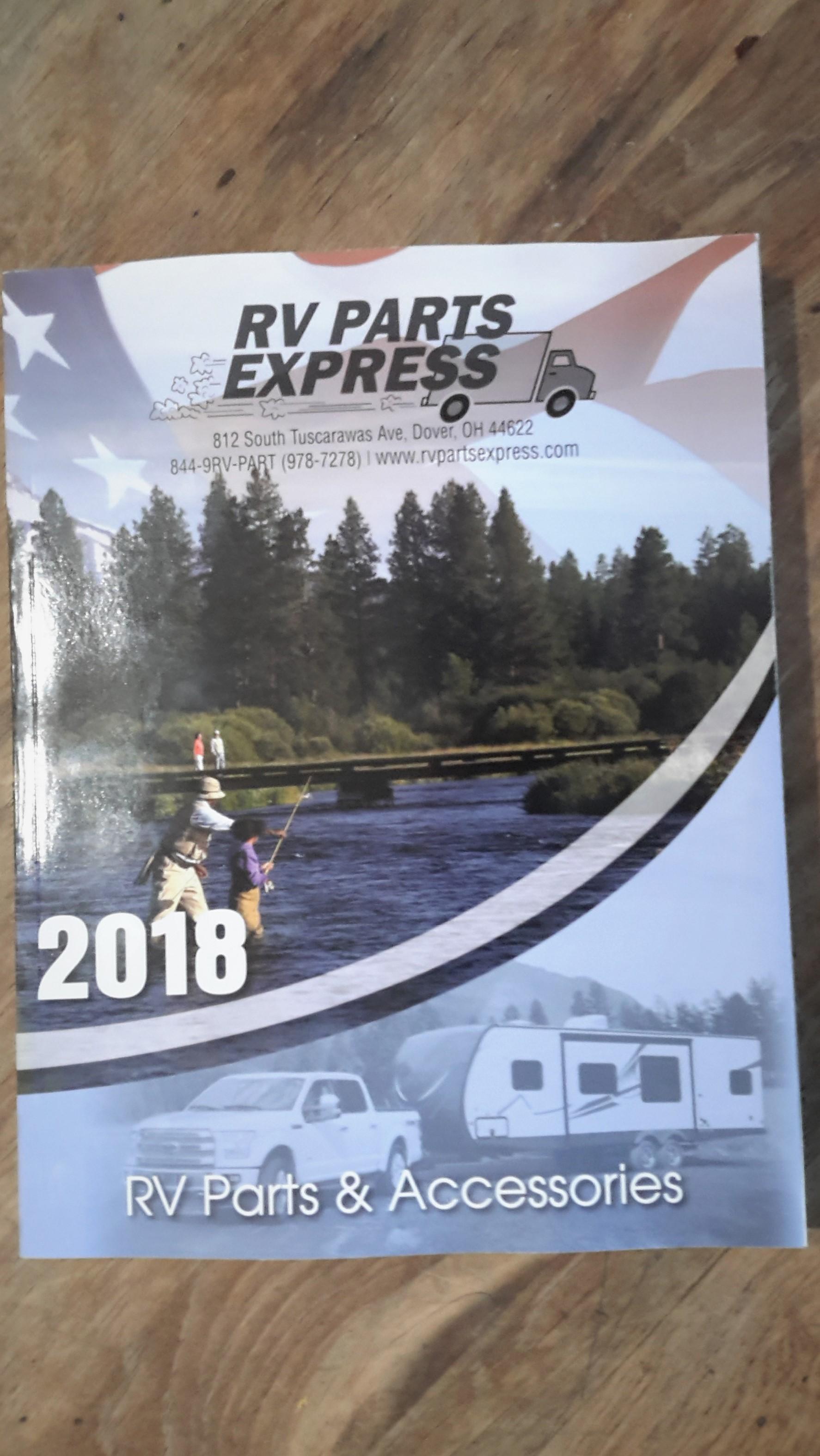 2018 Rv Parts Express Catalog Rv Parts Express