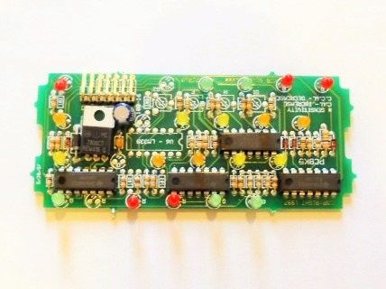 KIB Electronics Replacement Board Assembly, K22 & K24 Series, SUBPCBK22