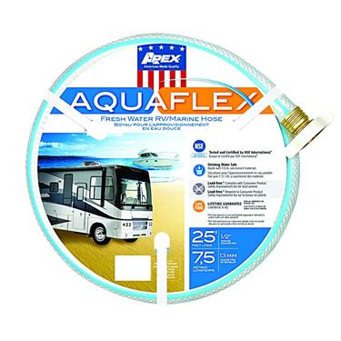 AquaFlex 25' Fresh Water Hose